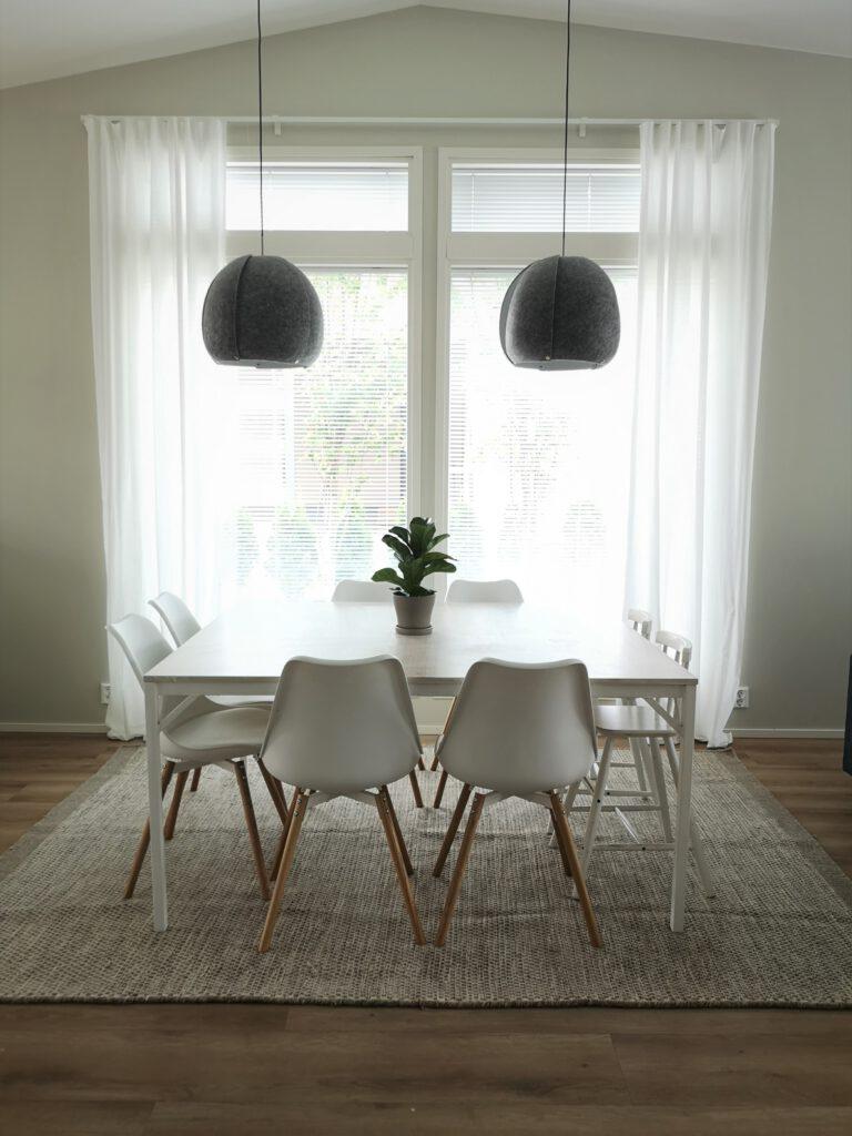 Ruokailutila, DIY-pöytä